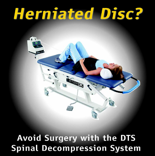Non Surgical Herniated Disc Treatment