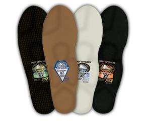 footlevers orthotics